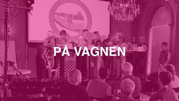 På vagnen – Showen där Göteborgs politiker utmanas och tävlar i kunskap om unga