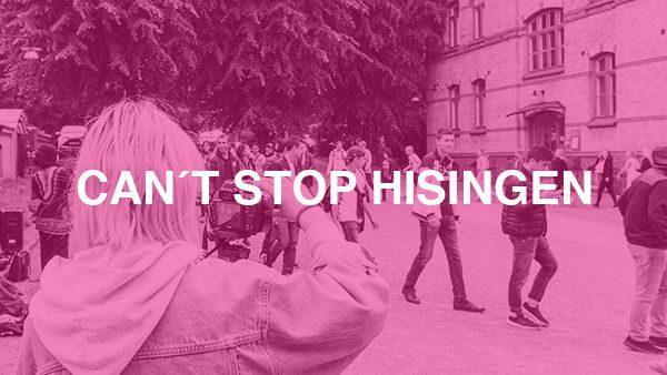 Can't stop Hisingen är en musikvideo för att visa upp ett enat Hisingen av glädje och gemenskap.