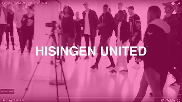 Hisingen United – en film som visar på det som förenar oss människor