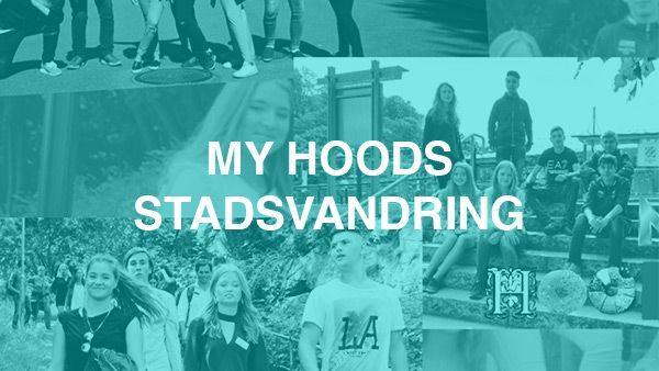 My Hoods Stadsvandring – Unga guidar beslutsfattare i Biskopsgården och Tynnered