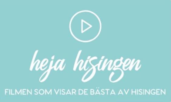 Heja Hisingen – Filmen som visar det bästa av Hisingen.