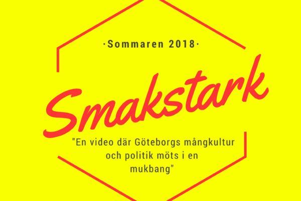 Smakstark- Där Göteborgs mångkultur och politik möts i en mukbang