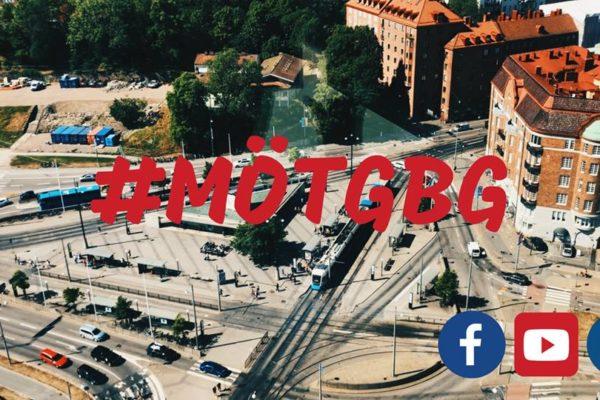 #MötGBG – för ett mer öppensinnat klimat i Göteborg