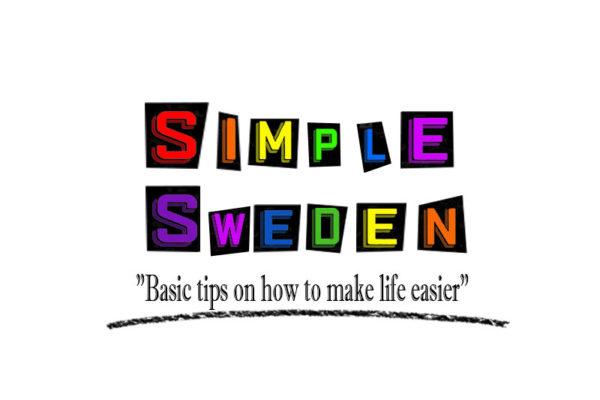 Simple Sweden – 4 kortfilmer vars syfte är att öka integrationen.