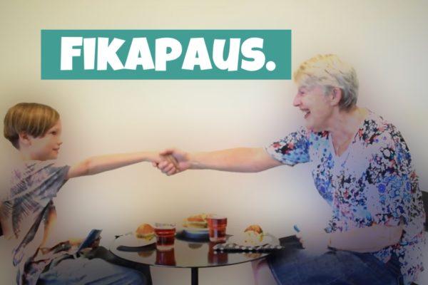 Fikapaus – En kortfilm som fyller glappet mellan den unga och äldre generationen.
