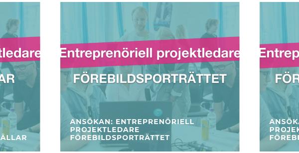 Bli en Entreprenöriell projektledare!