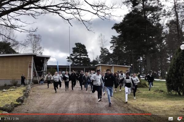 Förebildsprogrammet 2019: Campfilm!