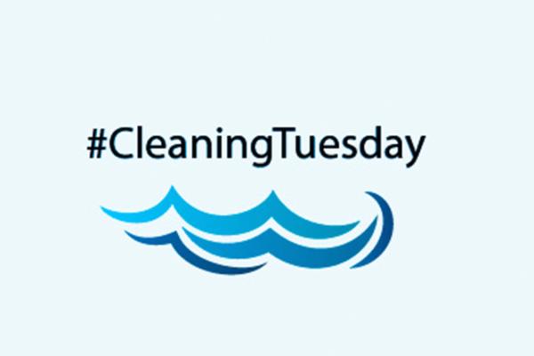 Cleaning Tuesday – en städtävling för att uppmuntra politiker och unga till att agera i den viktiga fråga om nedskräpning samt sprida konceptet med en hashtag #CleaningTuesday.