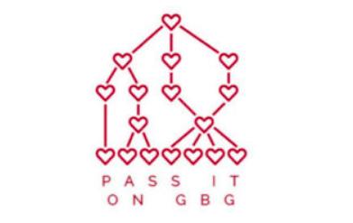 Pass It On Gbg – ett projekt som genom komplimanger uppmuntrar och inspirerar till att sprida positivitet i ett samhälle som behöver det.