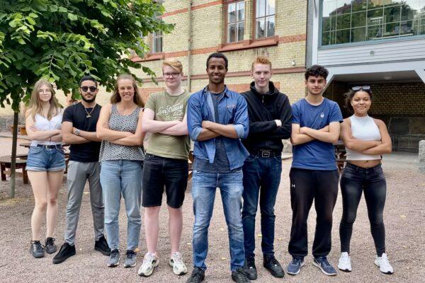 Ungdomsdrivna projekt för samhällsnytta år 2020