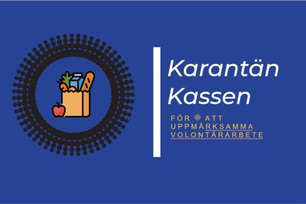 KarantänKassen – Goda Själar, kortfilmen som belyser vardagshjältar för att inspirera fler till att ta ett handtag och våga hjälpa till!