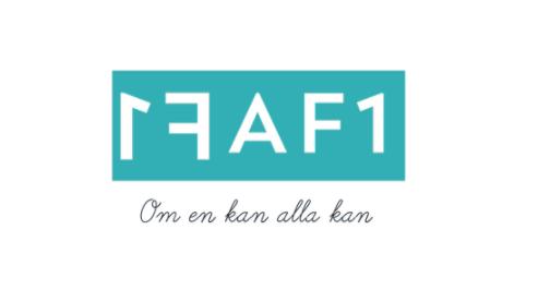 AF1 – OM EN KAN ALLA KAN!