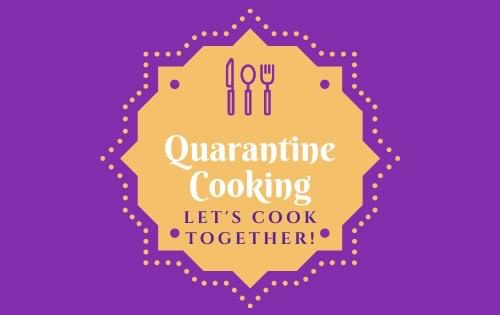 Quarantine Cooking – vi stärker familjerelationer genom att introducera matlagning från världens alla hörn!