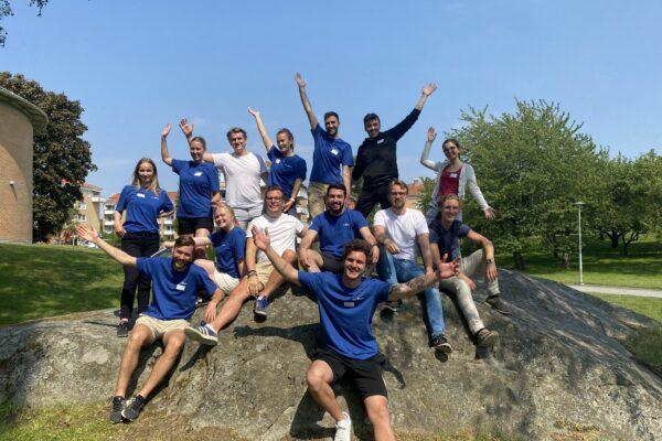 Vi utbildar sommarens arbetsledare hos Stena fastigheter!