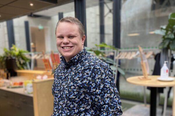 Workshop med Anton Karlsson, social entreprenör