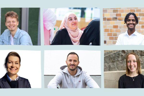 Årets jury i Förebildsjakten